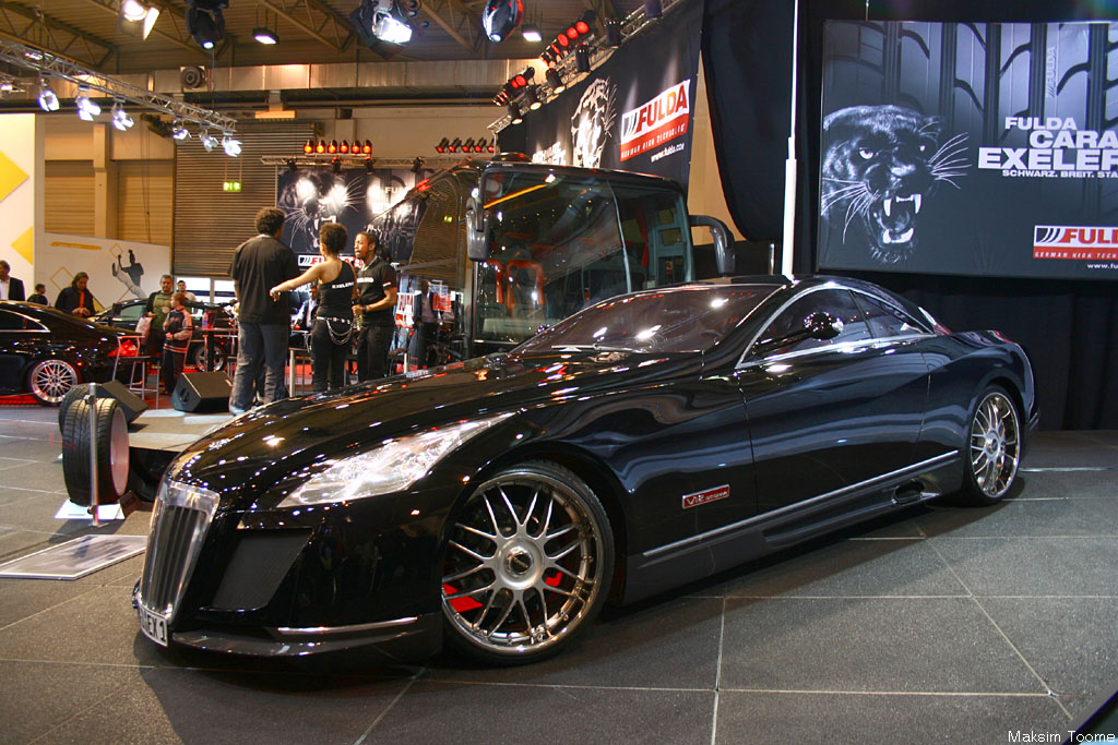Lexus Latest Models >> 2005 Maybach Exelero Concept Gallery   Gallery   SuperCars.net