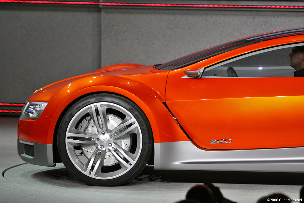 2008 Dodge Zeo Concept Gallery