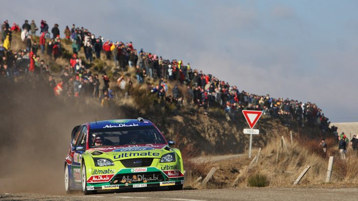 2008 Ford Focus RS WRC 08 Gallery