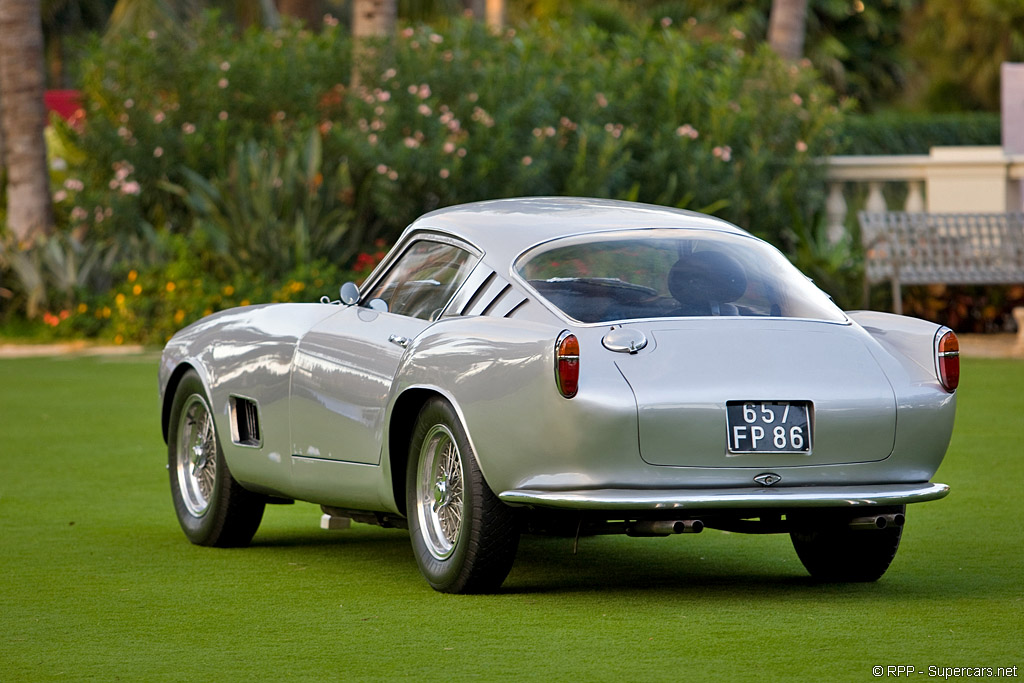 1957 Ferrari 250 GT 'Tour de France' 3-Louvre Gallery