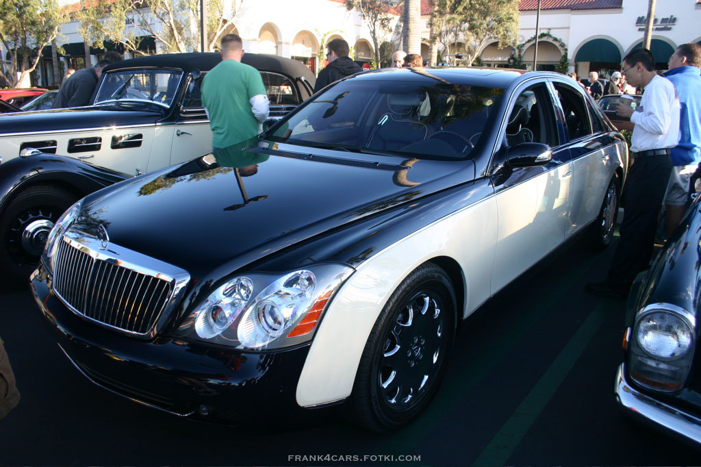 2002 Maybach 57 Gallery Gallery Supercars