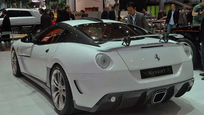 2008 Mansory Stallone Gallery
