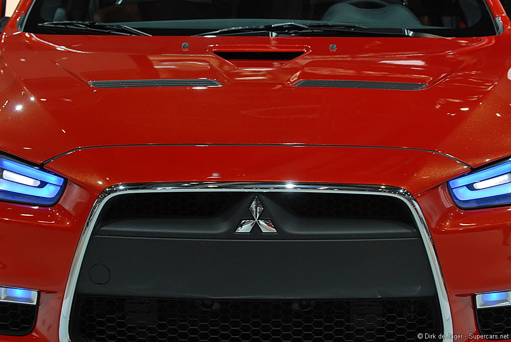 2008 Mitsubishi Lancer Prototype-S Gallery