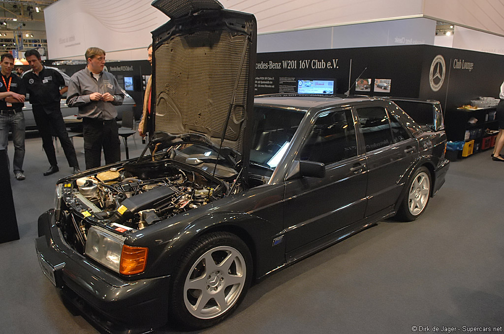 1990 mercedes-benz 190 e 2.5-16 evolution ii | review | supercars