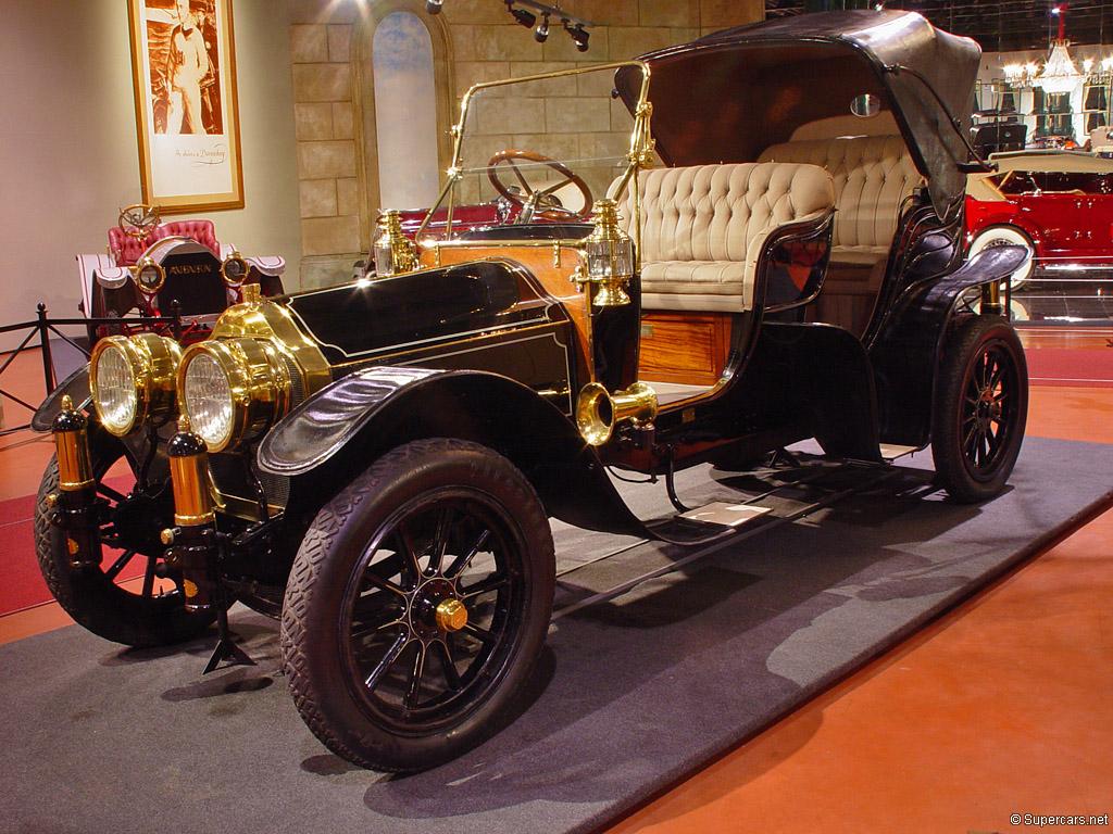 1913 Pierce-Arrow Model 38 Gallery