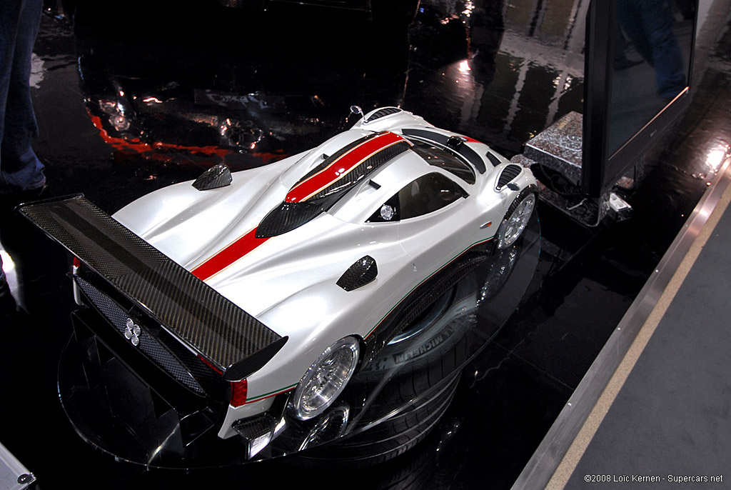 Pagani Zonda R Pictures Gallery Supercars Net