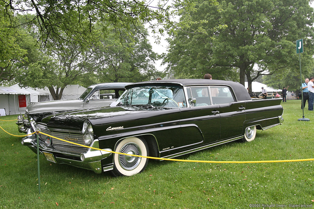 1959 Lincoln Continental Mark Vi Gallery Gallery Supercars Net