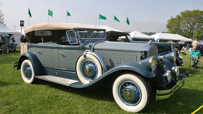 1930 Pierce-Arrow Model B Gallery
