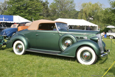 1936 Packard One Twenty Model 120-B Gallery