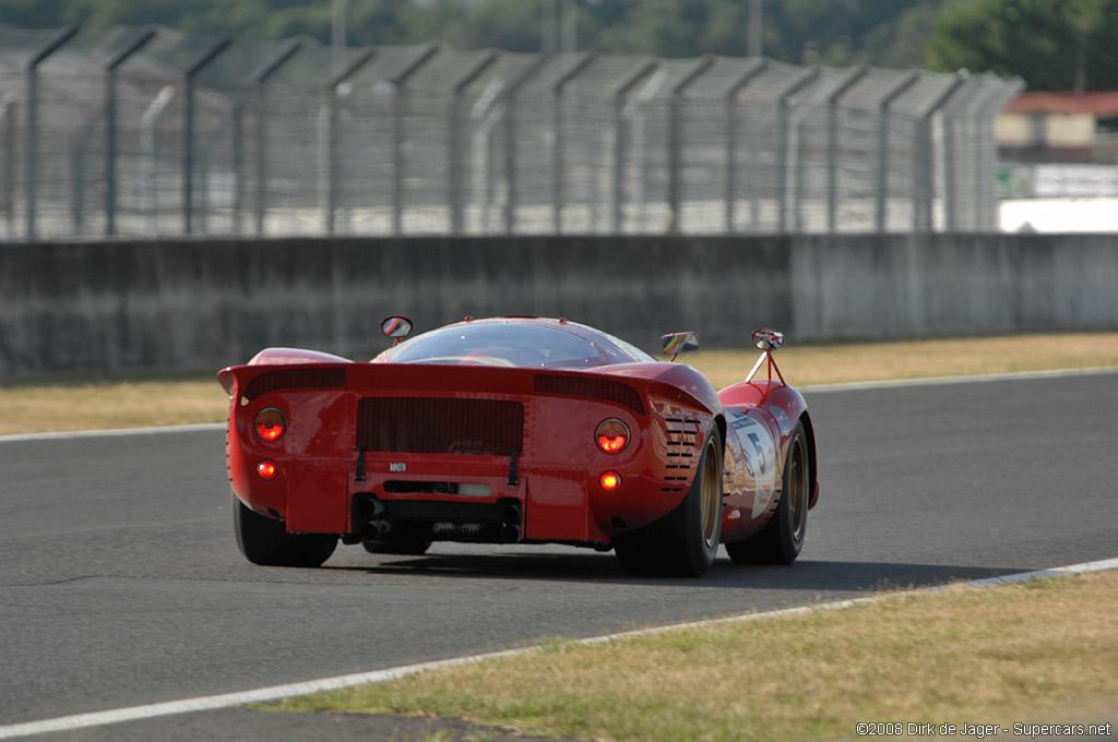 1966 Ferrari 330 P3 Gallery