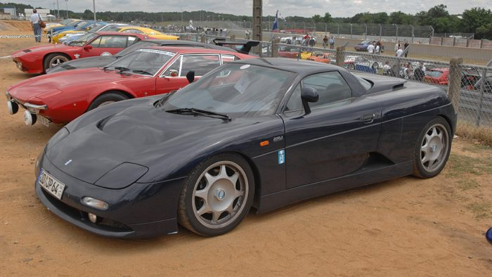 1998 Detomaso Guara Gallery