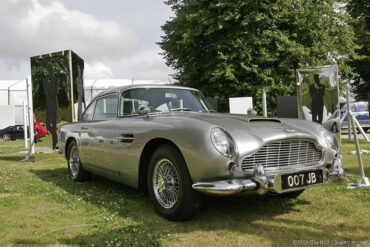 1964 Aston Martin DB5 'James Bond' Gallery