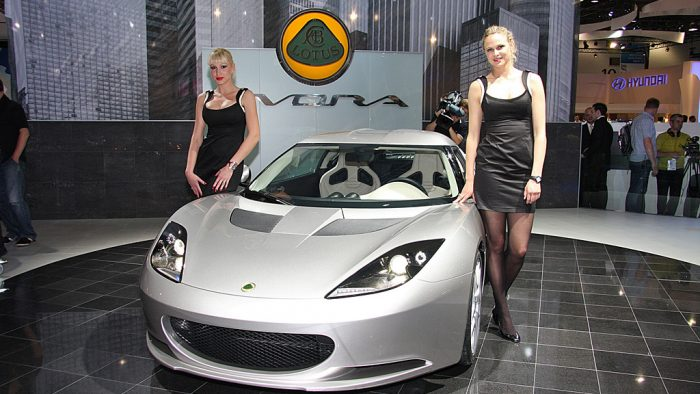2009 Lotus Evora Gallery