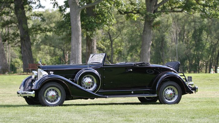 1934 Packard Super Eight Model 1104 Gallery