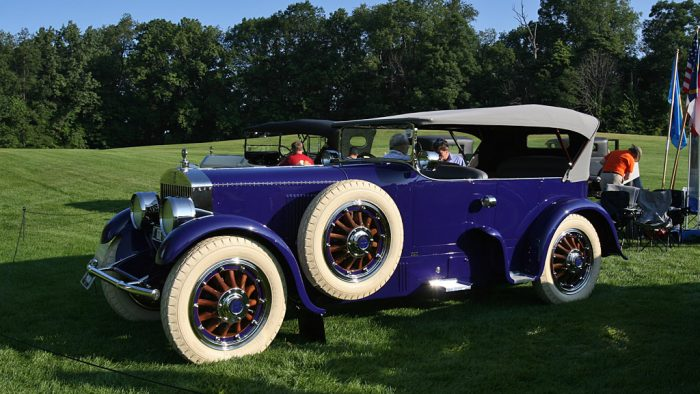 1910 Pierce-Arrow Model 66 Gallery