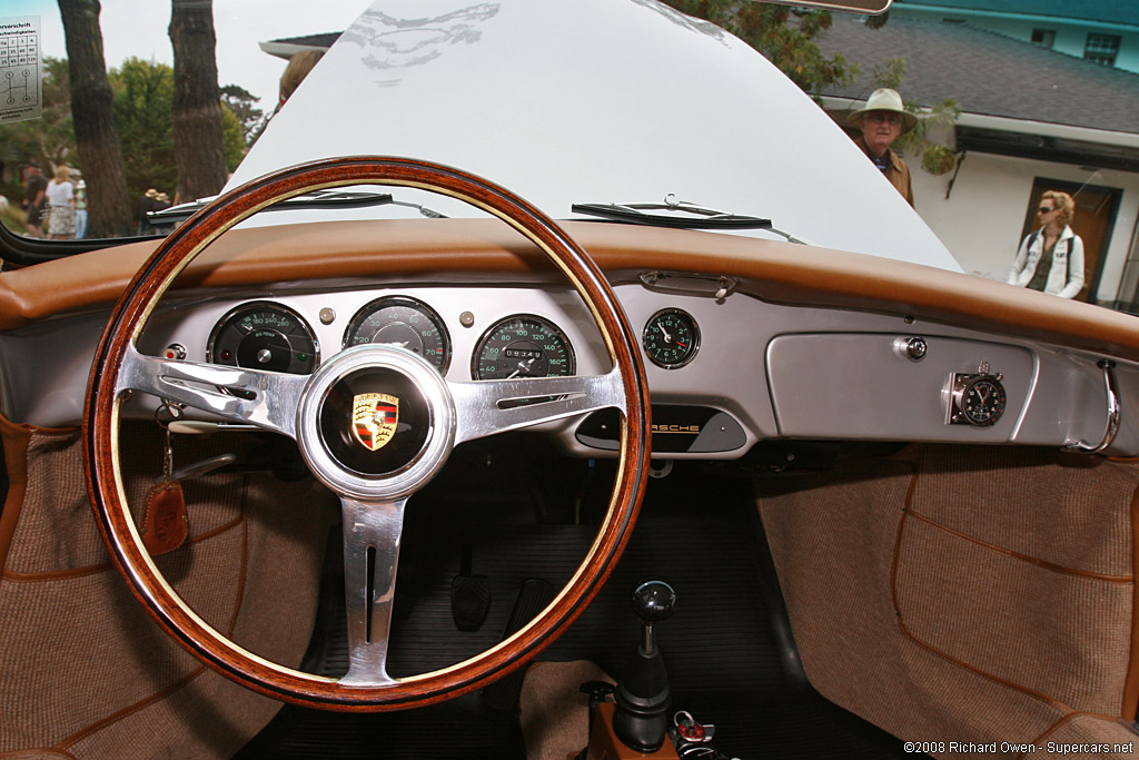 1957 Porsche 356A/1500GS Carrera GT Coupé Gallery