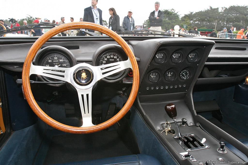 1966 Lamborghini Miura P400 Prototipo Gallery