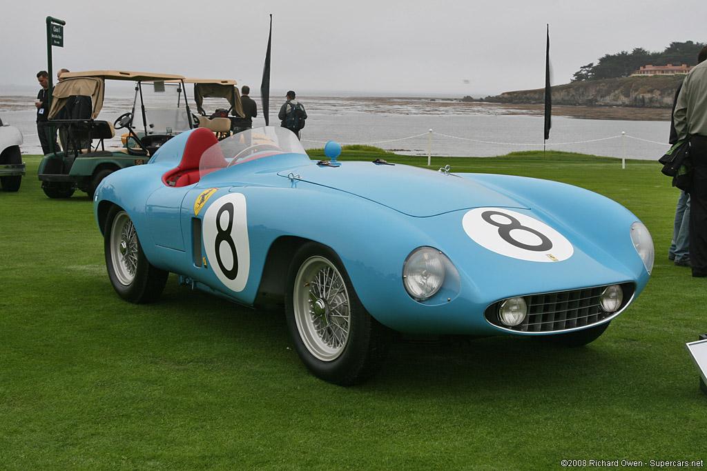 1955 Ferrari 500 Mondial Series II Gallery