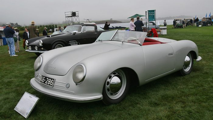 1948 Porsche 356 No. 1 Gallery