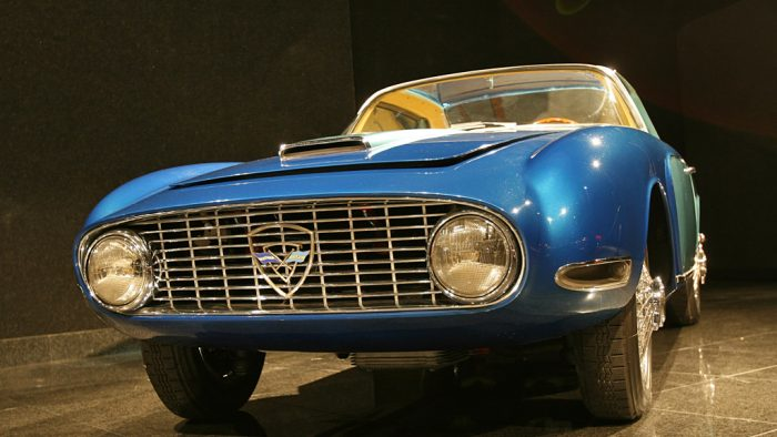 1958 Lancia-Nardi Blue Ray II Gallery