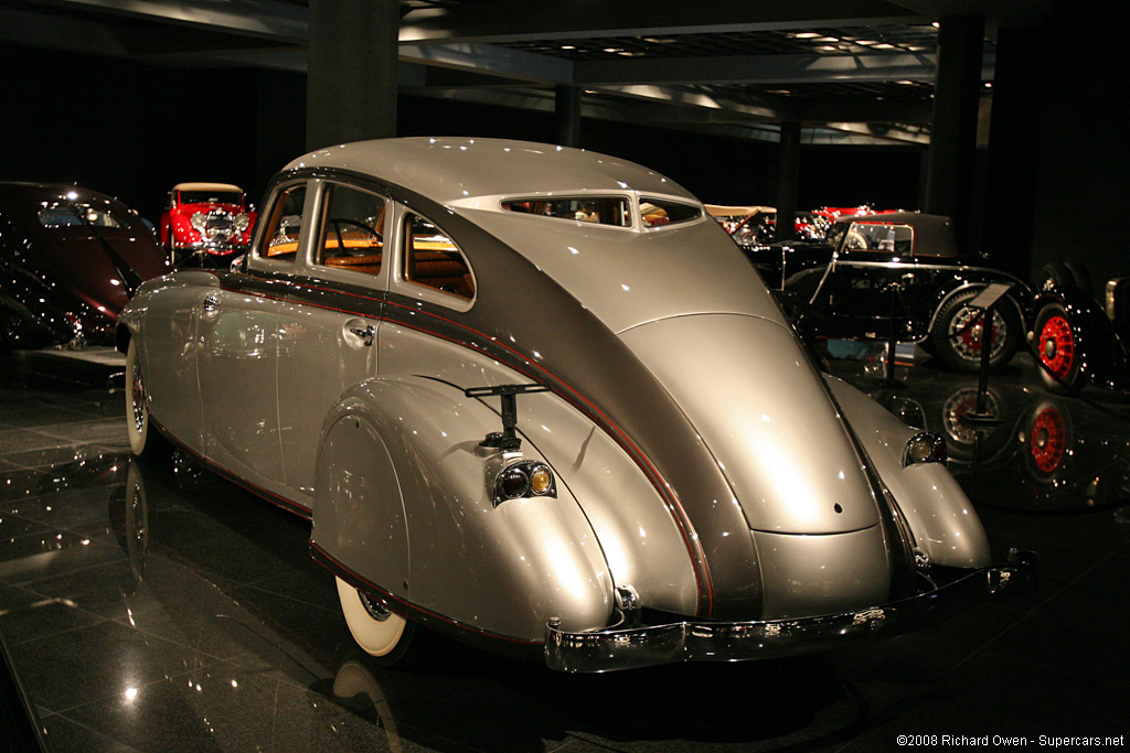 1933 Pierce-Arrow Silver Arrow Gallery