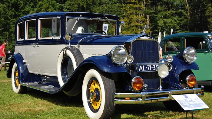 1929 Pierce-Arrow Model 143