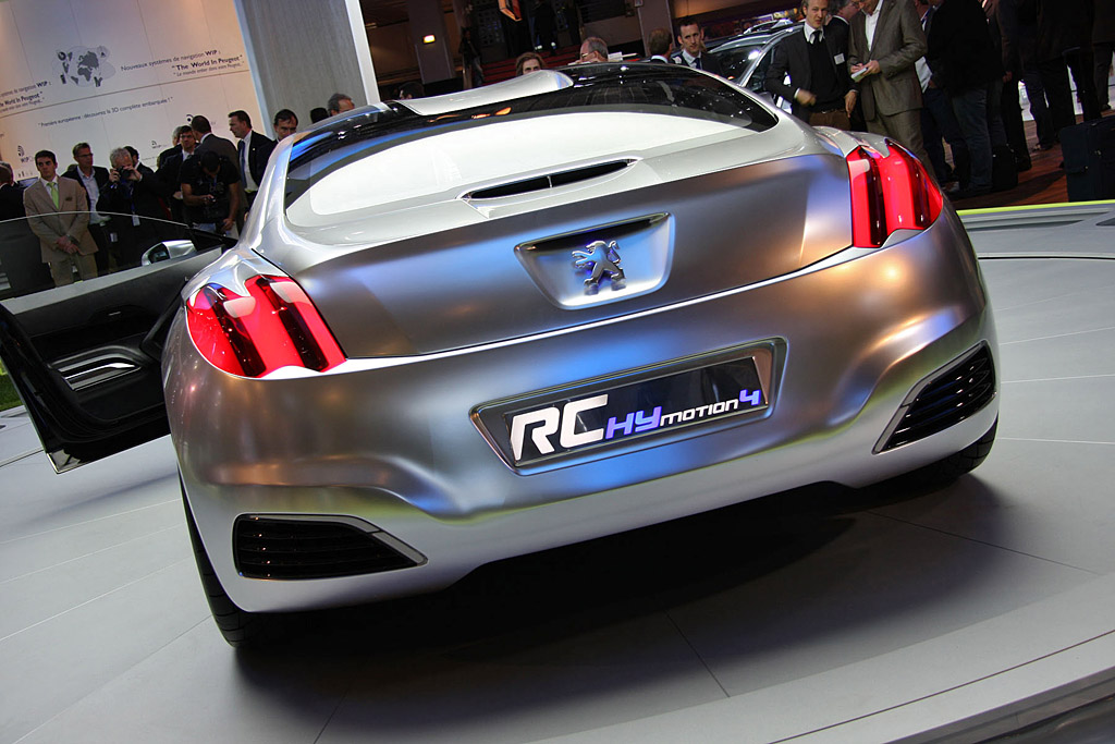 2008 Peugeot RC HYmotion4 Gallery
