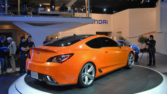 2007 Hyundai Concept Gensis Coupe Gallery