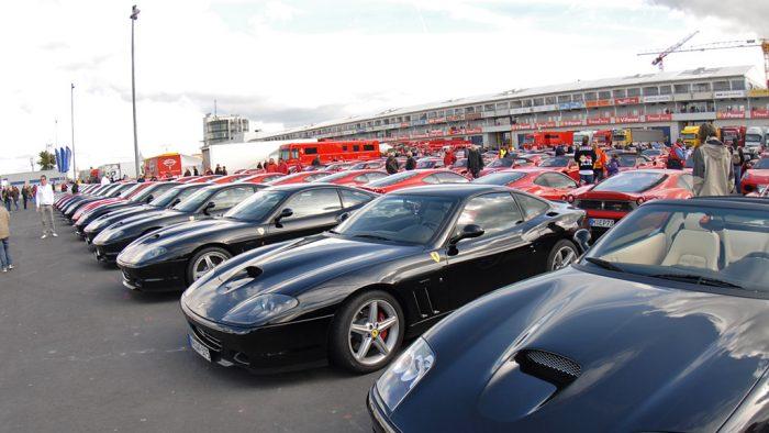 2002 Ferrari 575M Maranello Gallery