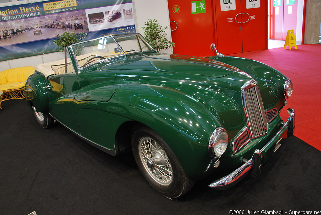 1948 Aston Martin DB1 2-Litre Sports Gallery