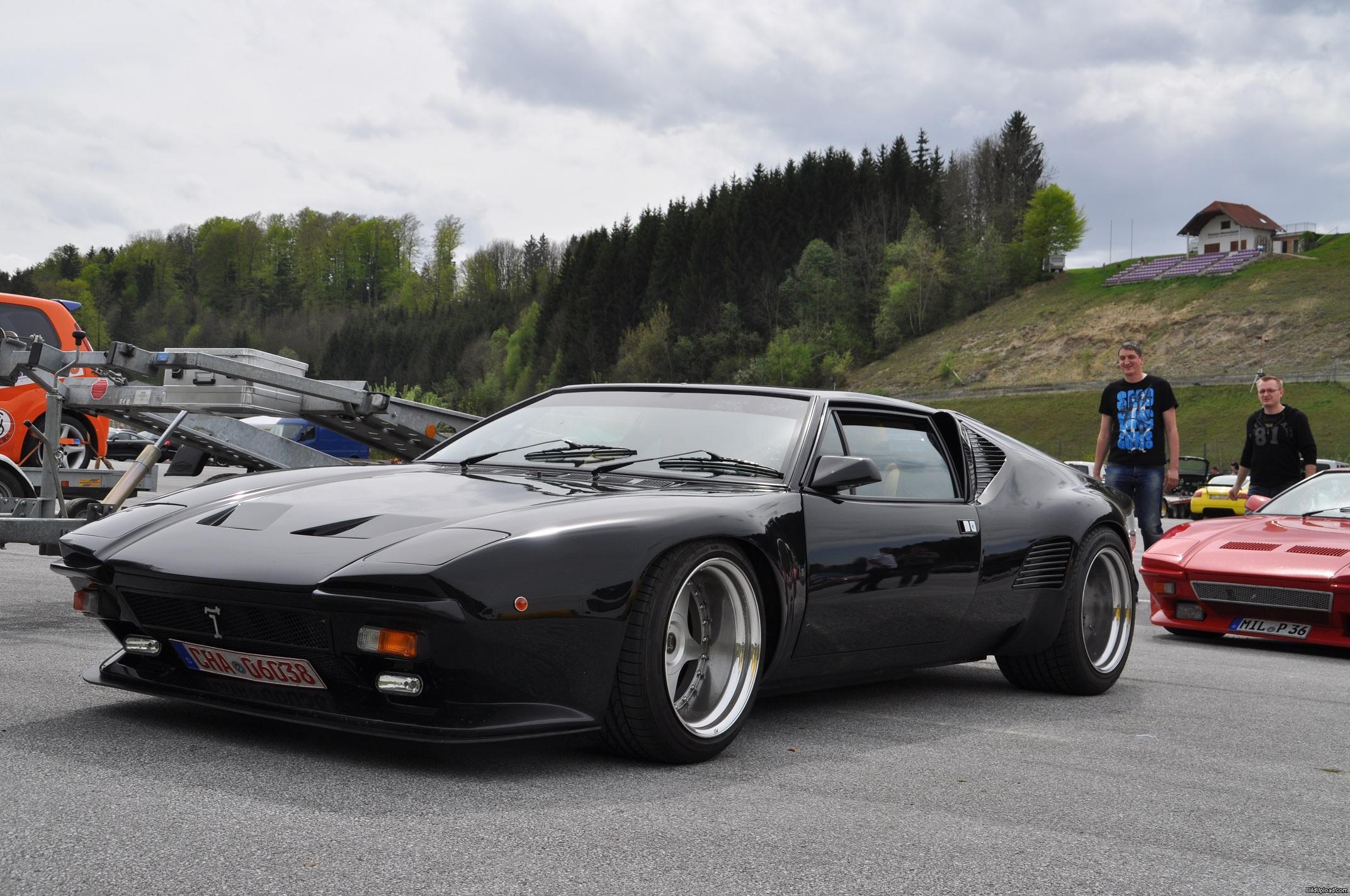 De Tomaso Pantera Performance >> 1985 De Tomaso Pantera Gt5 S De Tomaso Supercars Net