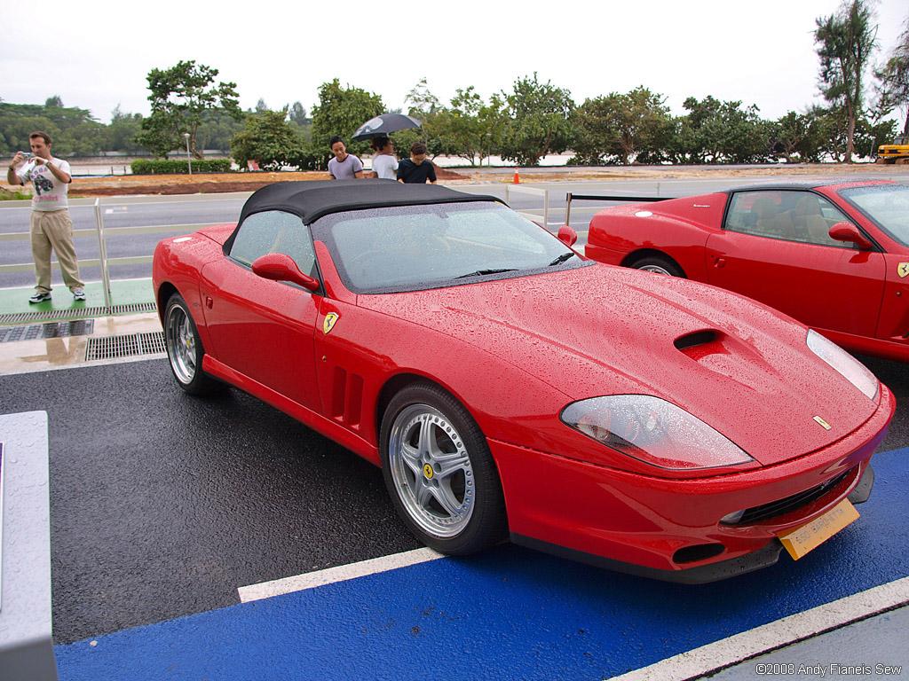 2000 Ferrari 550 Barchetta Pininfarina Gallery