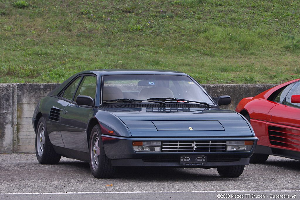 1985 Ferrari Mondial 3.2