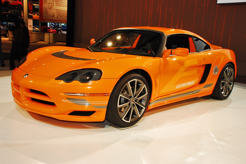 2009 Dodge Circuit EV Gallery