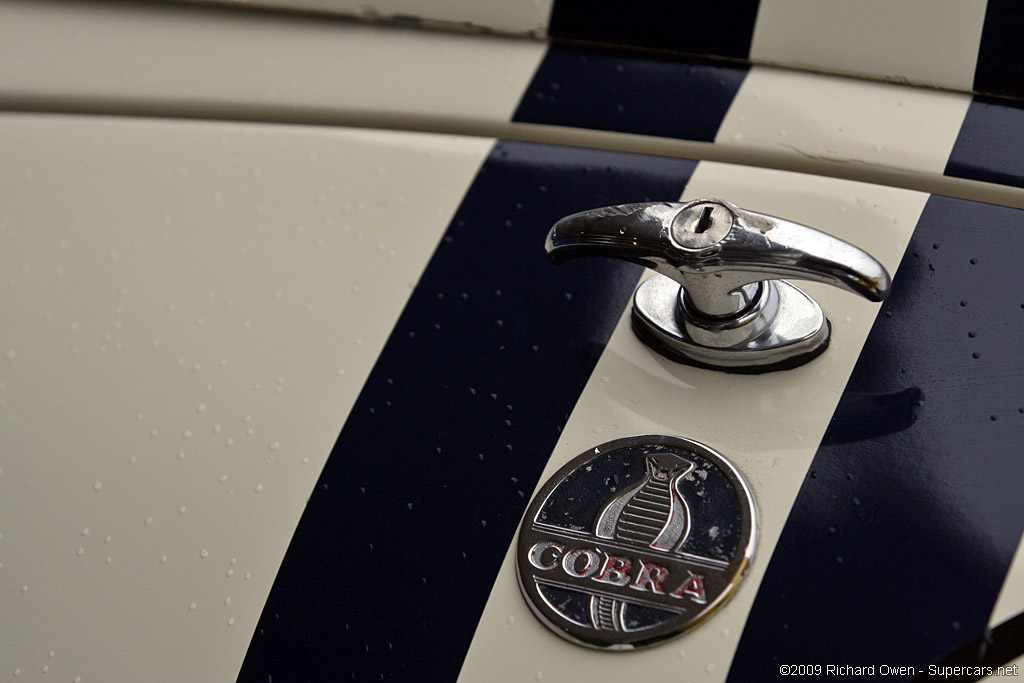 1963 Shelby Competition Cobra 289 Le Mans Hardtop Gallery