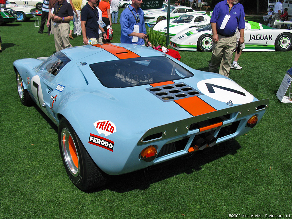1968 ford gt40 mark i gulf oil gallery gallery. Black Bedroom Furniture Sets. Home Design Ideas