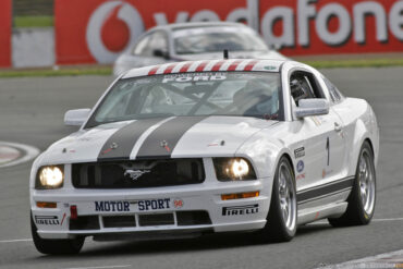 2005 Ford Mustang FR500C Gallery