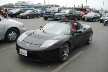 2007 Tesla Roadster Gallery
