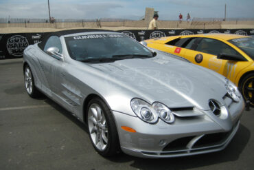 2007 Mercedes-Benz SLR McLaren Roadster Gallery