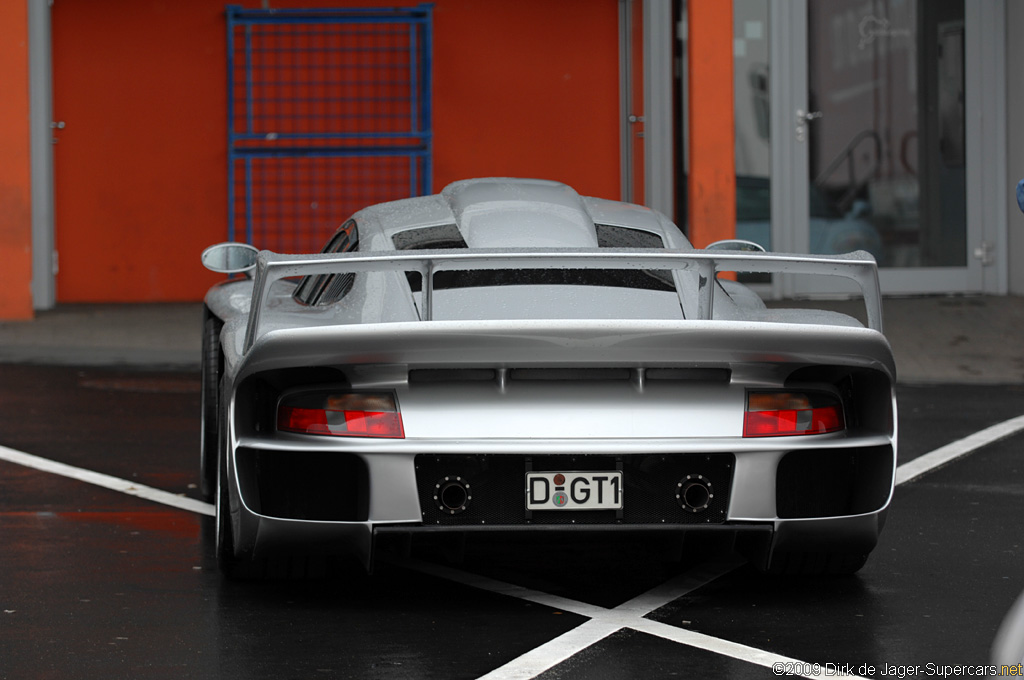 1997 porsche 911 gt1 stra enversion gallery. Black Bedroom Furniture Sets. Home Design Ideas
