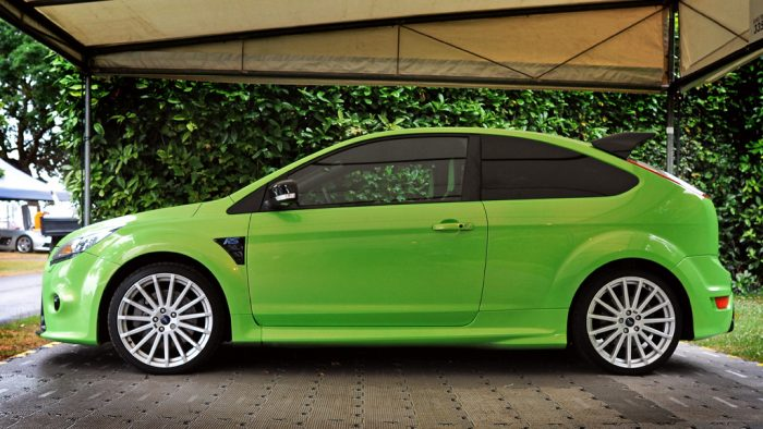 2009 Ford Focus RS Gallery