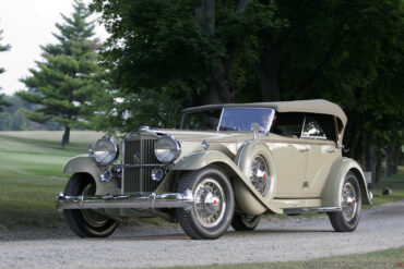 1932 Packard Individual Custom Eight 904 Gallery