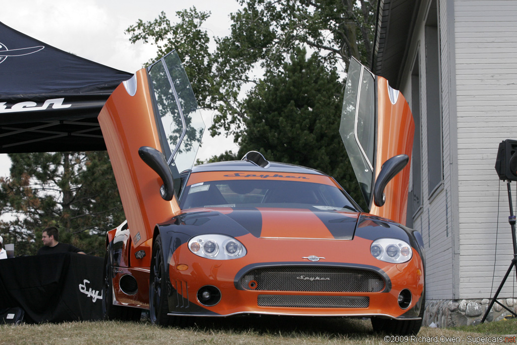 2008 Spyker C8 Laviolette LM85 Gallery