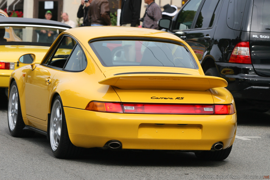 1995 Porsche 911 Carrera RS 3.8 Gallery