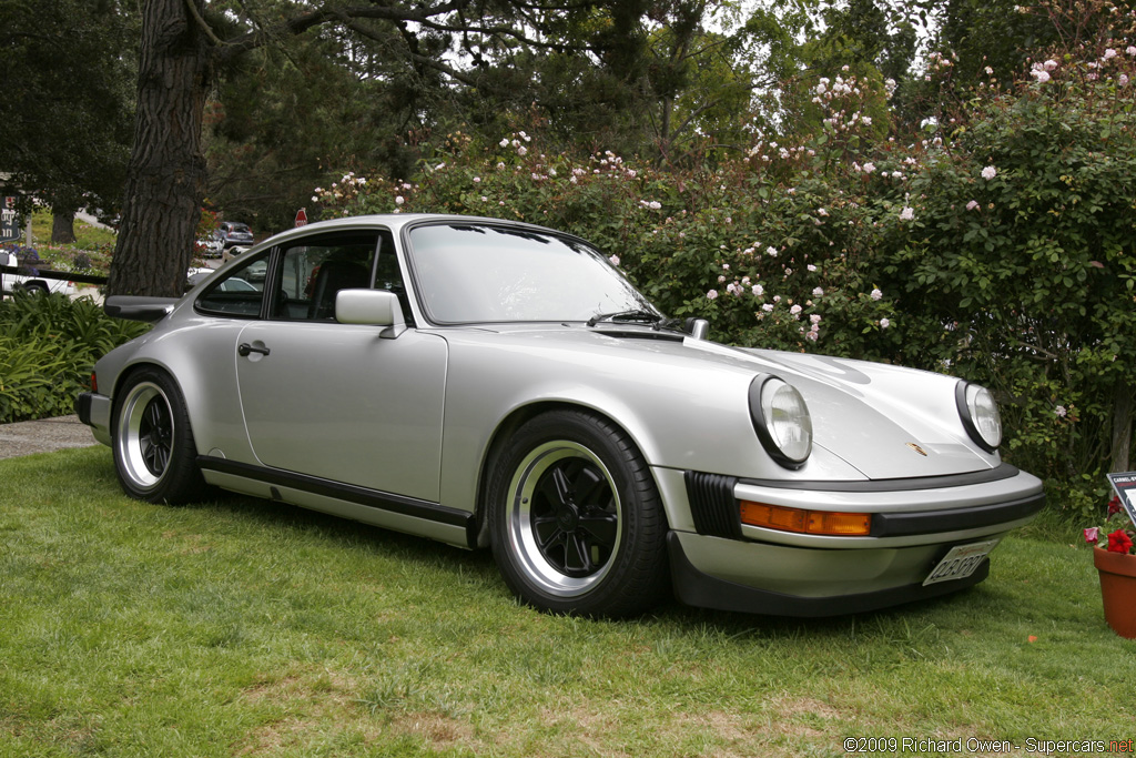 1987 Porsche 911 Carrera 3.2 Clubsport Gallery