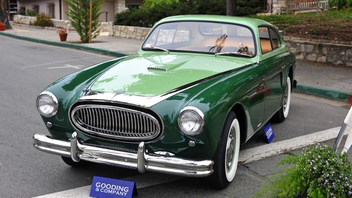 1951 Cunningham C3 Continental Gallery
