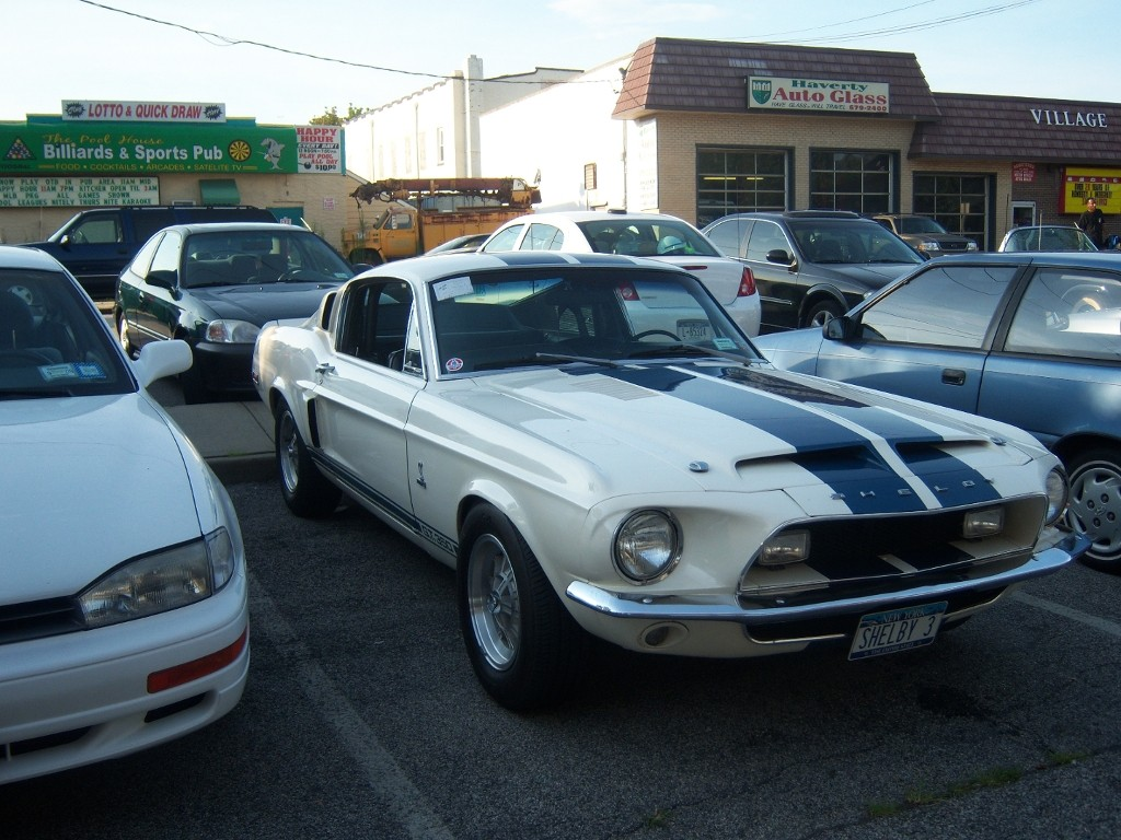 1968 Shelby Cobra GT350 Fastback