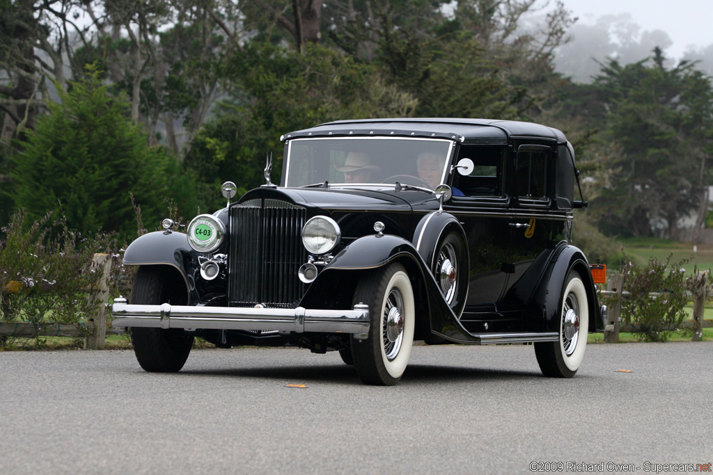 1931 Packard DeLuxe Eight Model 840 Gallery