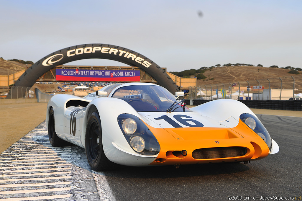 1968 Porsche 908 Coupé Gallery