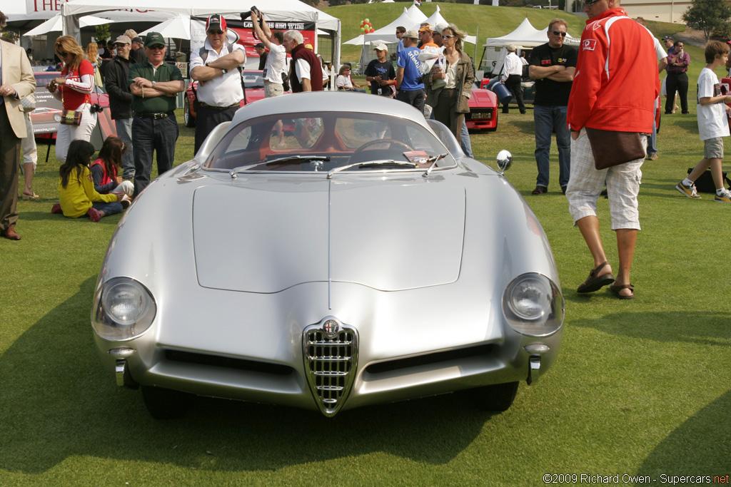 1955 Alfa Romeo BAT 9d Gallery